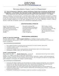 Material Management Resume Sample Purchasing Resume Sample Resume Examples For Material Manager Plus