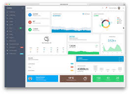 23 Best Angularjs Admin Dashboard Templates 2018 Colorlib