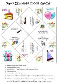 Valentineu0027s Day Classroom Party Ideas Fortune Tellers Fortune Teller Ideas