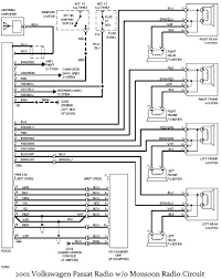 volkswagen passat radio wiring diagram audio wiring diagram 2001 volkswagen passat radio wiring diagram