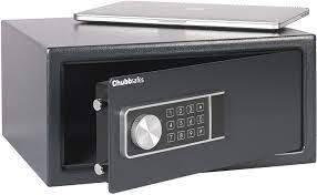 Chubbsafes Air Laptop pcsairx00pcxex1 N 25 Litre Security Safe with  Electronic Lock : Amazon.co.uk: DIY & Tools