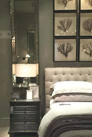 how tall should a nightstand be ideal bedside table lamp height design proper bedroom loftily ideas