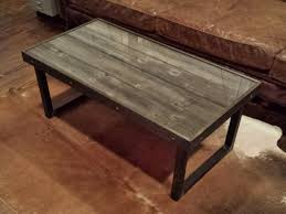 rustic wood and metal coffee table new coffee table coffee table reclaimedod tables for ideas