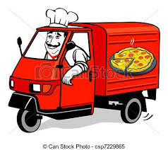 pizza delivery clipart. Simple Delivery Pizza Delivery And Delivery Clipart E