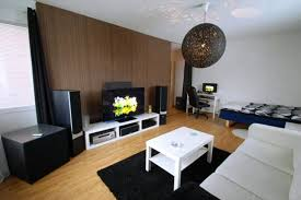 ... Contemporary Living Room Ideas Apartment Best Of Modern Furniture Small  Apartments Whute Wooden Kitchen Storage ...