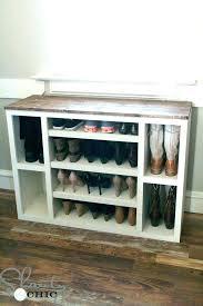 building a shoe rack built in shoe rack foyer boot rack built in shoe rack foyer building a shoe rack