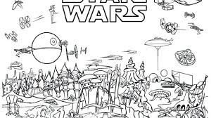 Free Star Wars Coloring Pages Zupa Miljevcicom