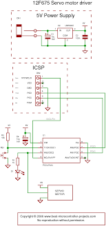servo motor driver circuit diagram wirdig the following circuit shows about servo motor driver this circuit