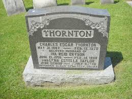 Iva Reid Bryson Thornton (1886-1940) - Find A Grave Memorial