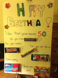 indian mom birthday present ideas mom birthday present ideas 50th birthday candy card i made for a