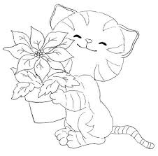 Small Picture Kitten Coloring Pages 3 Coloring Pages To Print