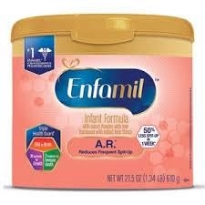 Enfamil A R Powder Tub 21 5 Oz