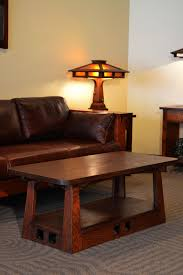 Craftsman Style Coffee Table Limbert Craftsman Coffee Table Plans Limbert Pagoda Coffee Ta Thippo