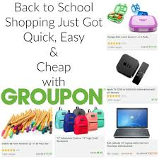 getting geared up for back to school groupon my sweet sanity
