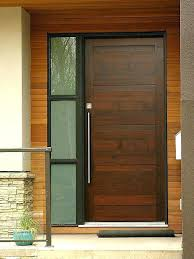 modern custom entry doors contemporary front door with pathway stained glass window frank lumber the wooden