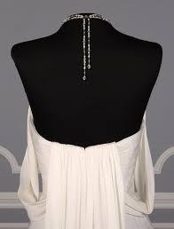 Theia Ivory Satin Face Georgette Delphine 890295 Formal Wedding Dress Size 16 Xl Plus 0x 31 Off Retail