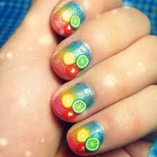 Candy Lover Nail Art wheel 3D DIY Decorations Fruit Slices Polymer ...