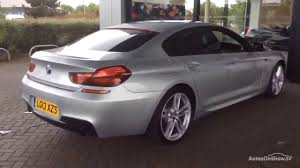BMW Convertible bmw 6 series 2013 : BMW 6 SERIES 640D M SPORT GRAN COUPE ALUMINIUM/SILVER 2013 - YouTube