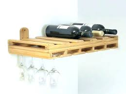 wooden wine rack plan wine rack wall mount wall mounted hanging rack wine glass rack hanging
