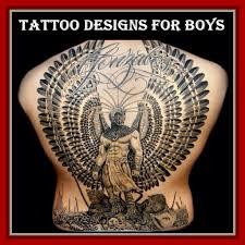 Tattoo Designs For Boys Aplikace Na Google Play