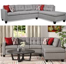 Modern transitional style sectional livingroom livingroomfurniture