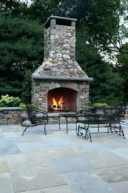 patio chimney fire pit fireplace or outdoor and space ct fireplaces pits vs