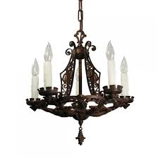 chandelier light fixtures wrought iron chandeliers rustic within mexican wrought iron chandelier gallery