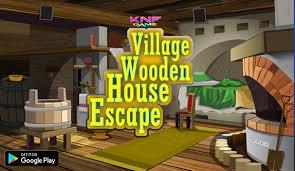 Wooden House Escape Game Walkthrough Interesting KnfGames Village Wooden House Escape Walkthrough Escape Games