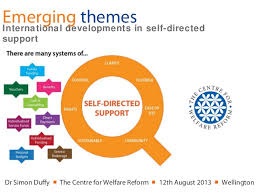 Emerging Themes In Self Directed Support