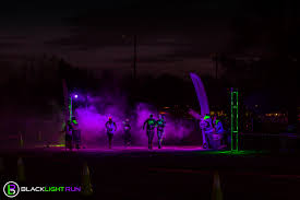 Black Light Run Bakersfield Bakersfield Ca May 21 Blacklight Run