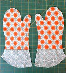 Oven Mitt Pattern Inspiration Free Oven Mitt Pattern Free Sewing Pattern