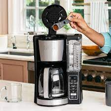Simply follow these instructions to brew a small batch (up to 4 cups). Ninja 12 Cup Programmable Coffee Brewer Walmart Com Walmart Com