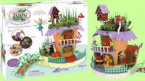my fairy garden nature cottage