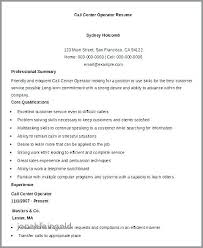 Good Objective For Customer Service Resume Customer Service Resume Objective Call Center Resume Objective