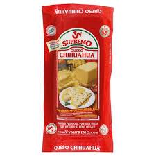 VV Supremo Queso Chihuahua Cheese, 6 lb