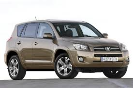Chang Your Living Style...: Toyota RAV4