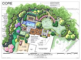 Unique Landscaping Unique Landscape Design Plans Backyard Siteplan Square Circular