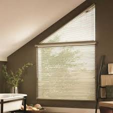 Operable Shades For Right Triangle WindowBlinds Triangular Windows