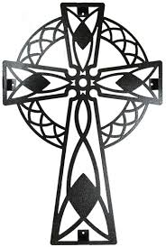 celtic cross metal wall art on black metal cross wall art with celtic cross metal wall art 59 00 scottish country shop where