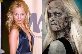 Walking dead zombie makeup tutorial. The Walking Dead Zombies Before And After Makeup Will Run As A Public Zombie Announcement In The Us Whilst Walking Dead Zombies Dead Zombie The Walking Dead