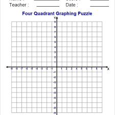 4 Quadrant Graph Paper Numbered Barca Fontanacountryinn Com