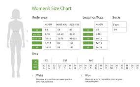 Uk Size Chart Boody Size Charts