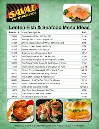Lenten Season Seafood & Fish Menu Ideas ...