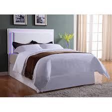 Led Bedroom Furniture Elegant Single Bed Headboards Modern Led Headboard White