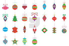 Christmas Ornaments 03