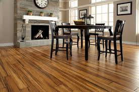 Bamboo Flooring For Kitchen Pros And Cons Bamboo Wood Flooring Bamboo Flooring Installed With Some Simple