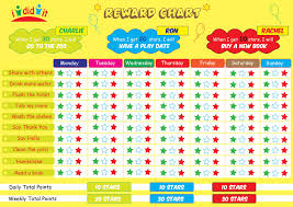 Entry 14 By Creatives29 For Design A Kids Reward Chart In