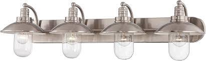 brushed nickel bathroom lights. Brushed Nickel Bathroom Vanity Light Item #. Amazon.com Lights E