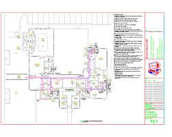 Autocad Plumbing Drafting Samples