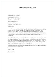 Grant Cover Letter Sample Grant Application Sample Cover Letter ...